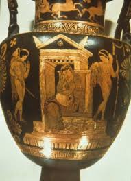 How To Read Greek Vases 206 Classical Greek Theatre Classical Drama And Theatre
