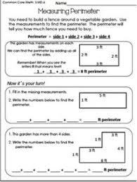 perimeter worksheet 2 finding perimeter perimeter worksheets