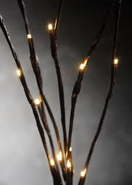 battery operated lighted branches branches 39 warm white 39in battery operated lighted branches
