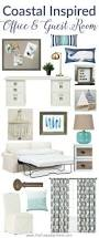 Guest Bedroom And Office - and office inspiration with a nautical theme