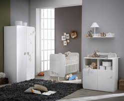 chambre bebe taupe rangement chambre conforama