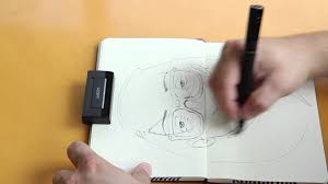 autodesk sketchbook with wacom inkling youtube