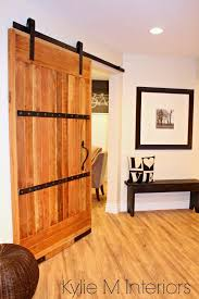 my new home office sliding barn door and more