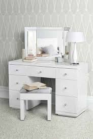 white vanity table with mirror white dressing table for 28 images dressing table white dwell