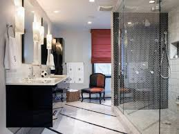modern black and white bathrooms others beautiful home design