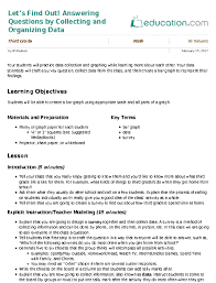 mean median and mode madness lesson plan education com