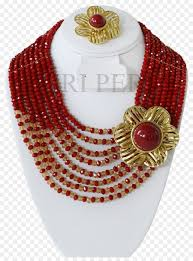 wedding bead necklace images Bead nigeria wedding jewellery necklace gold beads png download jpg