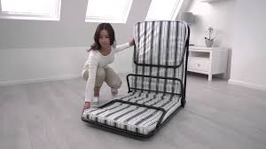 Jaybe Folding Bed Be Support Folding Guest Bed With Breathable Fibre