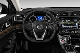 nissan maxima 2016 interior 2016 nissan maxima steering wheel interior photo automotive com