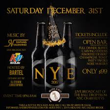 new years events in nj mbh new years bash midland brew house tickets in saddle