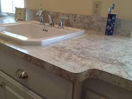 Laminated Countertops - the latest trends in laminate countertop products and edge options