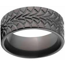mens rubber wedding bands 3 3 carat t g w cz 14kt gold plated wedding ring set walmart