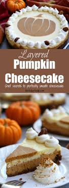 layered pumpkin cheesecake the fed up foodie