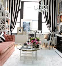 Black And White Striped Curtain Panels Pink Black Dining Room Contemporary With Patio Doors L Pendant Lights