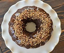 the best homemade triple chocolate bundt cake bob u0027s red mill u0027s