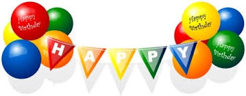 happy birthday powerpoint templates free vector download