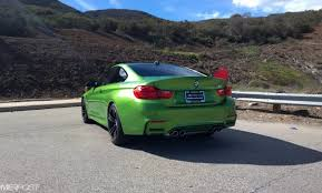 java green bmw my new java green m4 it u0027s amazing