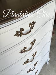 french provincial chest painted with annie sloan paris gray chalk
