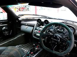 Pagani Zonda Interior Pagani Zonda Cinque Coupé Auto Salon Singen