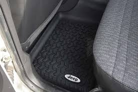 2014 jeep floor mats rugged ridge all terrain floor mats free shipping