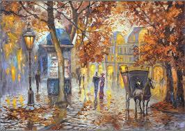 best painting ukrainian oil painting autumn best artwork paintings