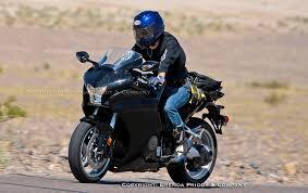 New Vfr Uk Exclusive New Honda V4 Spied In Action Mcn