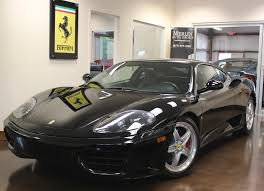 used 360 modena used 2003 360 modena stock p3204 ultra luxury car from