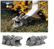 gargoyle statues lawn ornaments ebay