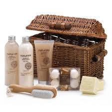 gift baskets wholesale wholesale luxury spa bath products in wicker basket chest