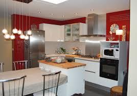 deco cuisine et grise exemple idee deco cuisine grise et