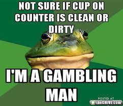 Bachelor Frog Meme - john s life foul bachelor frog