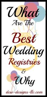 best wedding registry stores why these are the best places to register for your wedding