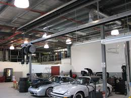 porsche garage new exhaust extraction system for porsche worky