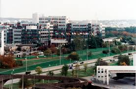 si e du parlement europ n the european parliament s konrad adenauer building bak luxembourg