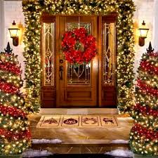home and garden christmas decoration ideas outdoor home christmas decorating ideas therobotechpage