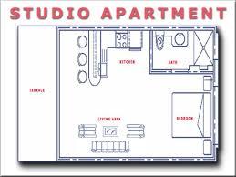 Efficiency Apartment Floor Plans 13 Apartment Studio Floor Plan Auto Auctions Info