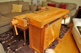 Woodworking Bench Sale Sjöbergs Workbench Refinishing Rainydaymagazine