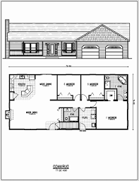 simple one story house plans ranch house plans with basement beautiful simple ranch house plans