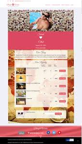 register for wedding online register for honeymoon and wedding online at blissful wishes