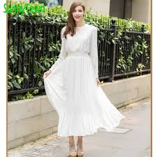 white maxi dress summer collection