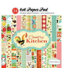collections echo park paper co country kitchen