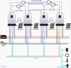 split system air conditioner wiring diagram hvac wire central and