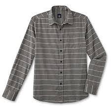 gray route 66 men u0027s shirts kmart