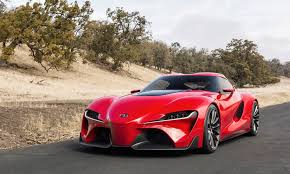 New Supra Price Toyota At Goodwood Festival Of Speed 2015