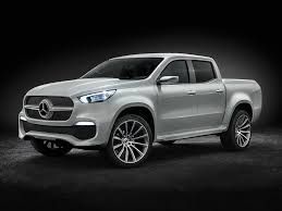 The Mercedes Benz X Class Concept Pickup Truck Is Here Business