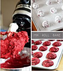 red velvet gooey butter cookies i heart nap time