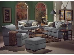 flexsteel living room fabric loveseat 5988 20 kiser furniture