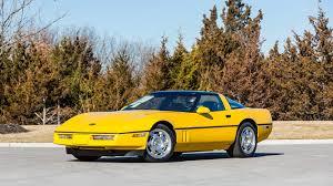 corvette zr1 yellow 1990 chevrolet corvette zr1 s103 kansas city 2015