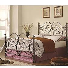 Bed Headboards And Footboards Amazon Com Coaster Home Furnishings Traditional Queen Bed