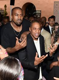 Kanye And Jay Z Meme - apparently kanye crossed the line with jay z and that s why they